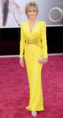 Oscars 2013: Red carpet
