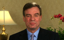 """Sen. Warner: Public doesn't realize """"how stupid"""" sequester cuts are"""