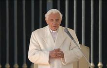 "Pope Benedict's departure a ""fresh start"" for Church?"