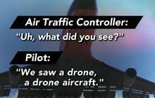 FAA investigates report of drone near JFK Airport