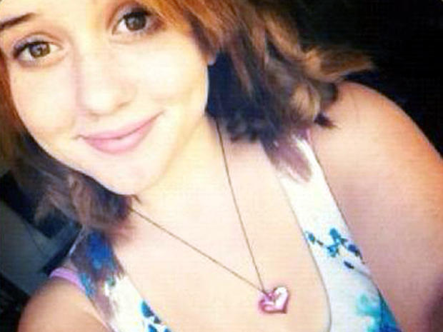 Teen girl found slain near Calif. school