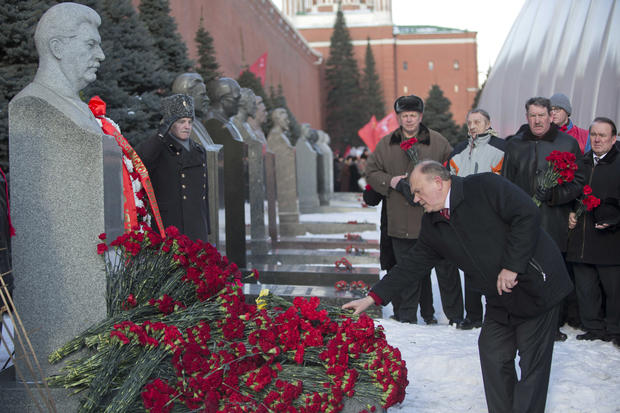 Remembering Stalin -- for better or worse
