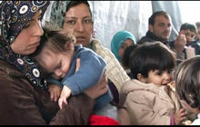 UN: Number of Syrian refugees tops one million