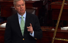 "Graham: Paul's filibuster point ""cheapens"" drone debate"