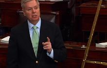 "Graham: Paul's filibuster point ""cheapens"" drone debate"