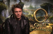 """Stars talk """"Oz The Great and Powerful"""""""