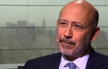 Goldman Sachs CEO on market sentiment
