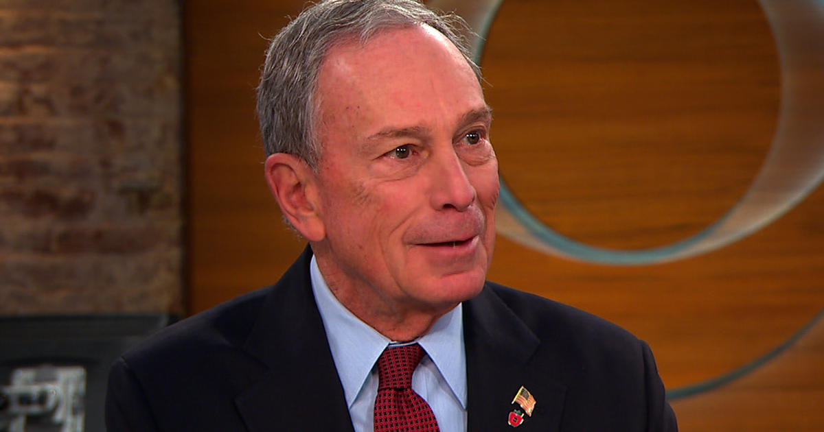 Bloomberg on anti soda ban laws it 39 s farce cbs news for Farcical law