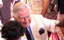 Prince Charles, Camilla shine light on Syrian refugees