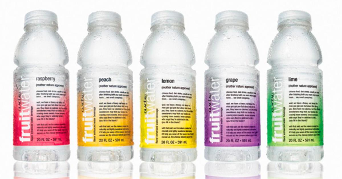 fruit drinks glaceau fruit water