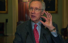 Reid: Assault weapons ban won't be in my gun violence bill