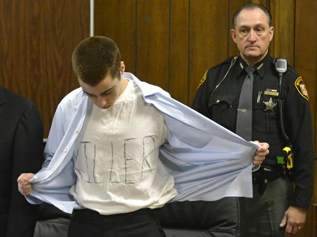 Ohio teen gunman gets life in prison