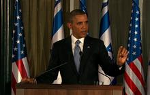 """Obama: If Syria used chemical weapons, it's a """"game changer"""""""