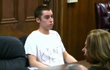 """T.J. Lane wears """"killer"""" t-shirt to sentencing"""