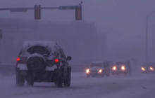 First day of Spring for Northeast: Snowy