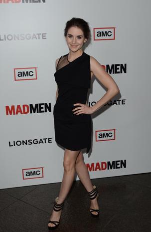 """Mad Men"" season 6 premiere"