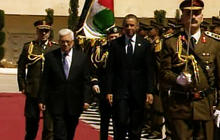 President Obama visits Jerusalem and Ramallah