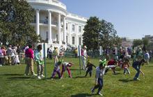White House Easter Egg Roll 2013