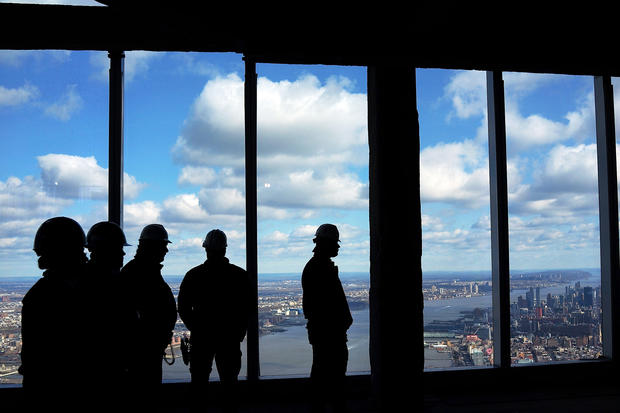 One World Trade Center: A view from the top