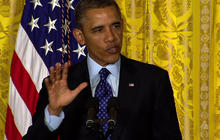"""Obama: Brain research might allow us to """"prescribe something"""" for Washington"""