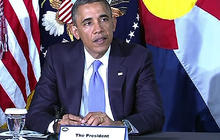 """Mass shootings """"aren't just the result of guns,"""" Obama says"""