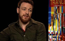 """James McAvoy gets caught in a """"Trance"""""""