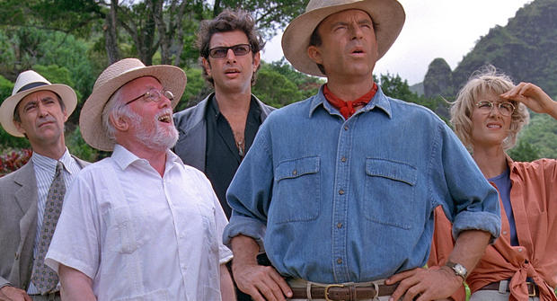 """Jurassic Park"" cast: Where are they now?"
