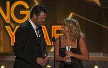 """""""Over You"""" takes song of the year at ACMs"""