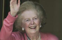 Britain reacts to death of ex-PM Margaret Thatcher