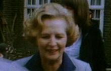 Fmr. British PM Margaret Thatcher dead at 87