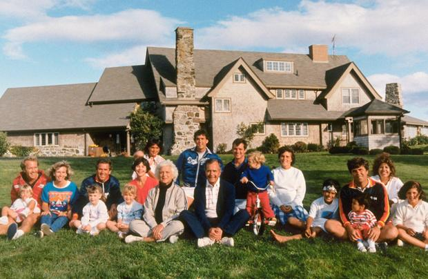 America's 50 most prominent families named