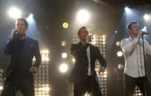 """New Kids on the Block tour with new songs off """"10"""""""