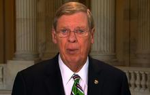 Sen. Isakson on gun control debate, Newtown families