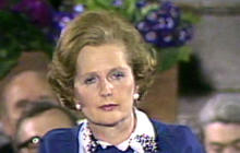 Thatcher funeral to be similar to Princess Diana's