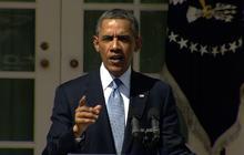 "Budget preserves ""ironclad guarantee"" of Medicare, Obama says"