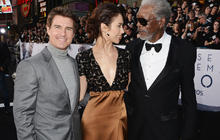 """Oblivion"" premieres in Los Angeles"