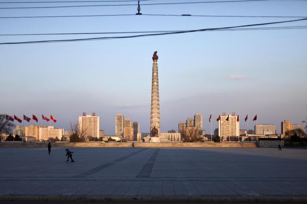 North Korea: Images of patriotism, propaganda