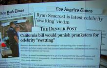 """Why did LAPD keep """"swatting"""" cases from media?"""