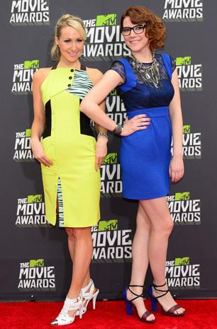 MTV Movie Awards 2013 red carpet