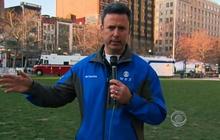 Reporter describes scene of Boston bombings