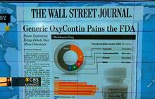 Headlines: Oxycontin patent set to expire