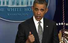 "Obama on Boston bombings: ""American people refuse to be terrorized"""