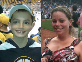 Boston Marathon bombing victims Martin Richard and Krystle Campbell