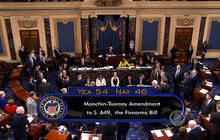 Gun-control bill has major setback in U.S. Senate