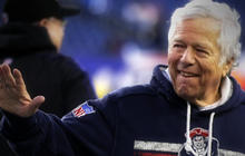 Patriots owner Kraft matching donations for bomb victims