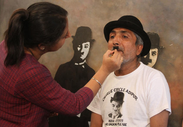 India celebrates Charlie Chaplin