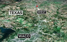 Texas explosion: Injured taken to hospitals in Waco