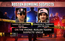 "Boston suspects' uncle: Older brother was ""a loser"""