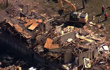 West, Texas explosion death toll includes many first responders