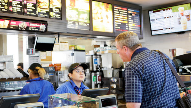 Giving Mcdonald S Eaters Calorie Guides Did Not Curb Bad